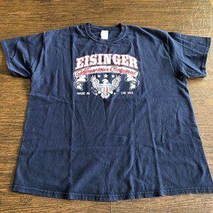 Eisinger An American Original Navy t-shirt